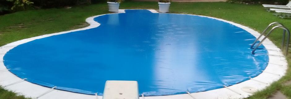 Lona de invierno para piscina for Piscinas de invierno